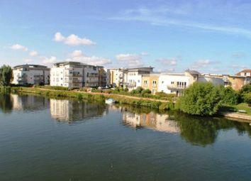 Thumbnail 2 bed flat to rent in Bridge Wharf, Chertsey