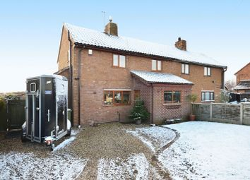 Thumbnail 3 bed semi-detached house for sale in Bourne Avenue, Ranton, Staffordshire