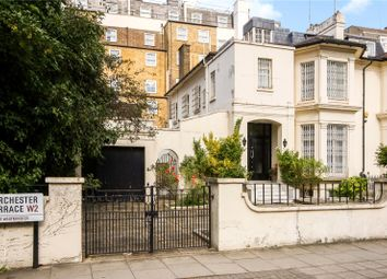 Thumbnail 6 bedroom property for sale in Porchester Terrace, London