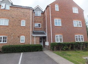Thumbnail 2 bed flat to rent in Mulberry Drive, Lichfield