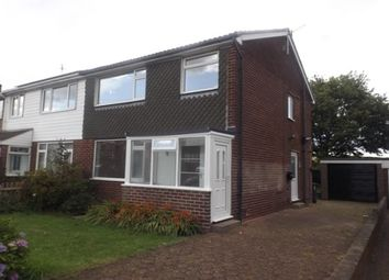 Thumbnail 3 bed property to rent in Dronfield Woodhouse, Dronfield