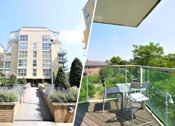 Thumbnail 2 bed flat for sale in Water Gardens Square, Canada Water, London