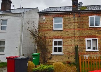 Thumbnail 2 bed end terrace house for sale in Vale Grove, Slough