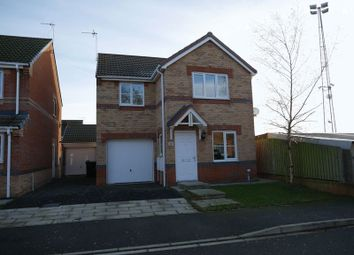 Thumbnail 3 bed detached house to rent in Oakley Manor, West Auckland, Bishop Auckland