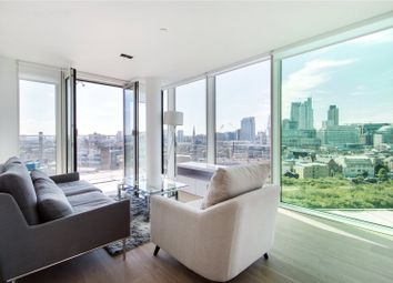 Thumbnail 2 bed property to rent in Avantgarde Tower, 1 Avantgarde Place, London