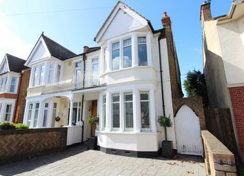 Thumbnail 5 bed semi-detached house for sale in Grange Road, Leigh-On-Sea