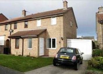 Thumbnail 2 bed semi-detached house to rent in Ivy Spring Close, Wingerworth, Chesterfield