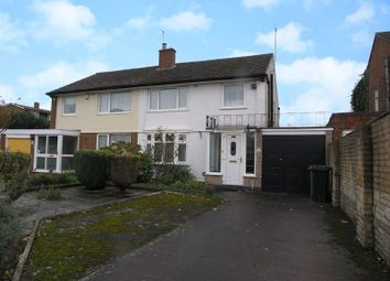 Thumbnail 3 bed semi-detached house for sale in Dudley, Netherton, Bowling Green Road