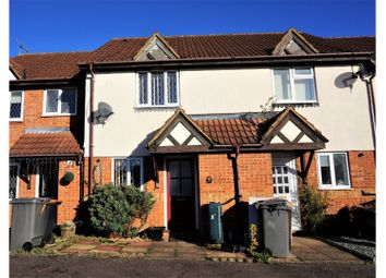 Thumbnail 2 bedroom terraced house for sale in Chalkdown, Luton