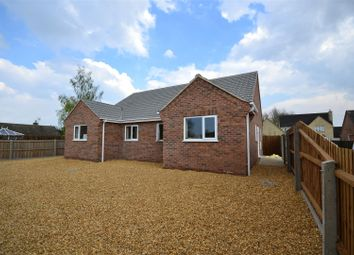 Thumbnail 2 bed bungalow to rent in Wisbech Road, Littleport, Ely