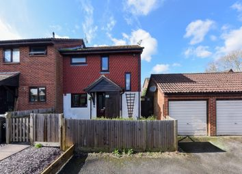 Thumbnail 3 bed end terrace house for sale in Treelands, North Holmwood, Dorking