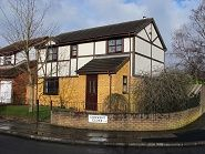 Thumbnail 4 bed detached house for sale in Convent Close, Cressington, Liverpool