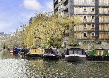 Thumbnail 1 bedroom houseboat for sale in Wenlock Basin, Islington