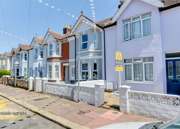 Thumbnail 4 bed terraced house for sale in Archibald Road, Worthing, West Sussex