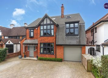 Thumbnail 5 bed detached house for sale in Garden Close, Watford