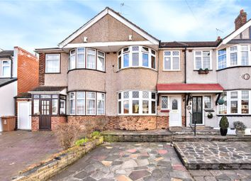 Thumbnail 3 bed terraced house for sale in Montpelier Avenue, Bexley, Kent