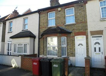 Thumbnail 3 bed terraced house for sale in Connaught Road, Slough