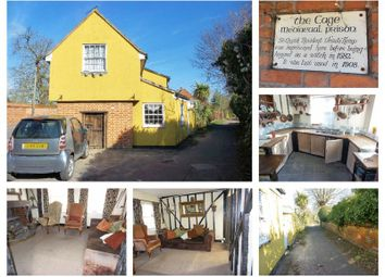 Thumbnail 2 bed semi-detached house for sale in Colchester Road, St. Osyth, Clacton-On-Sea
