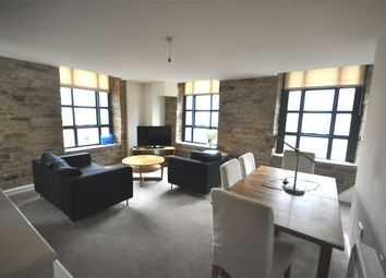 Thumbnail 1 bed flat for sale in Parkwood Mill, Stoney Lane, Longwood, Huddersfield