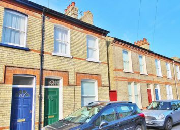 Thumbnail 3 bedroom terraced house to rent in Suez Road, Cambridge