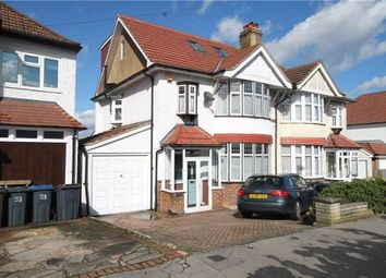 Thumbnail 4 bed semi-detached house for sale in Shirley Way, Croydon