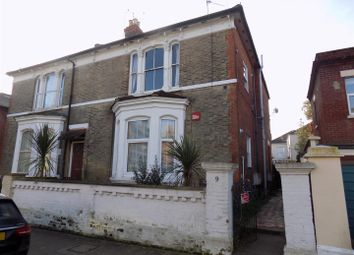 Thumbnail 4 bed flat for sale in Stafford Road, Southsea