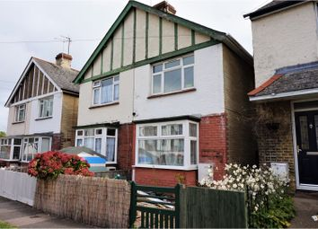 Thumbnail 3 bed semi-detached house for sale in Station Road, Whitstable