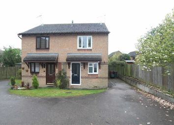 Thumbnail 2 bed semi-detached house to rent in Velocette Way, Northampton
