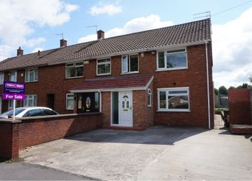 Thumbnail 3 bedroom end terrace house for sale in Molesworth Drive, Withywood