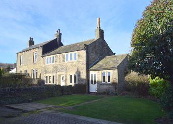 Thumbnail 3 bed semi-detached house for sale in Carr Hill Road, Upper Cumberworth, Huddersfield