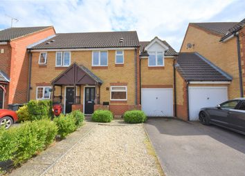 Thumbnail 3 bed terraced house for sale in Evenlode Drive, Didcot