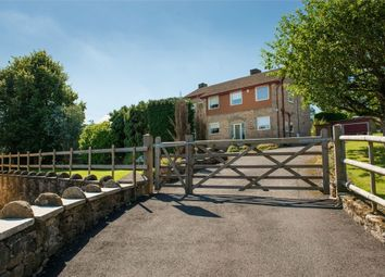 Thumbnail 4 bed detached house for sale in The Cliff, Tansley, Matlock, Derbyshire