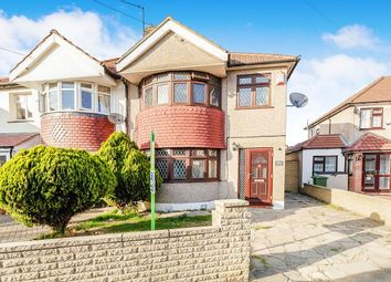 Thumbnail 3 bed semi-detached house to rent in Farnham Road, Welling