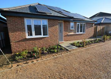 Thumbnail 2 bedroom detached bungalow for sale in Poplar Road, Carlton Colville, Lowestoft