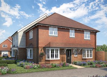 Thumbnail 3 bedroom semi-detached house for sale in Grigg Lane, Headcorn, Ashford