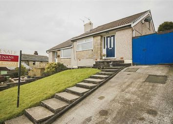 Thumbnail 2 bed semi-detached bungalow for sale in Edge End Avenue, Nelson, Lancashire