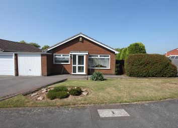 Thumbnail 2 bed detached bungalow for sale in Blackburn Road, Barwell, Leicester