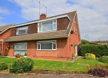 Thumbnail 3 bed semi-detached house for sale in Hazelcroft, Churchdown, Gloucester