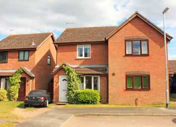 Thumbnail 2 bed semi-detached house to rent in Tharp Way, Chippenham