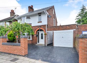Thumbnail 3 bed detached house for sale in Alexandra Avenue, Sutton-In-Ashfield, Nottinghamshire, Notts