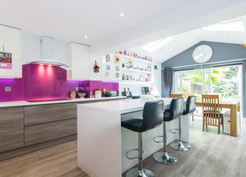 Thumbnail 3 bed semi-detached house for sale in Cleves Way, Hampton