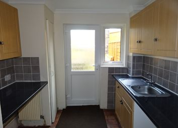 Thumbnail 2 bed end terrace house to rent in Morien Crescent, Rhydyfelin, Pontypridd