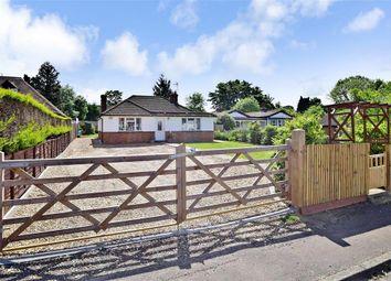 Thumbnail 3 bed detached bungalow for sale in Burton Road, Kennington, Ashford, Kent