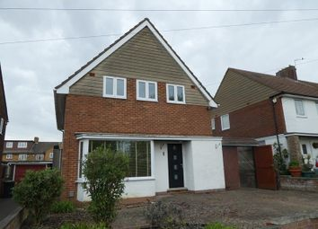 Thumbnail 3 bed detached house to rent in Braeside, Putnoe