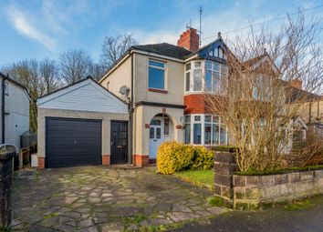 Thumbnail 3 bed semi-detached house to rent in Clough Hall Road, Kidsgrove, Stoke-On-Trent