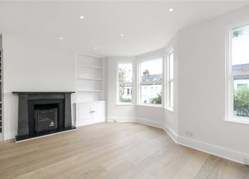 Thumbnail 3 bed flat to rent in Hartland Road, London