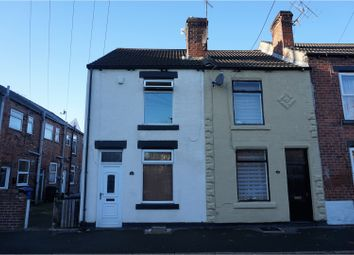 Thumbnail 2 bedroom terraced house for sale in Baron Street, Sheffield