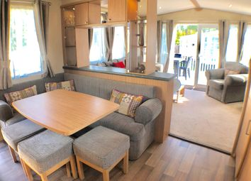 Thumbnail 3 bedroom mobile/park home for sale in Rockley Park, Poole