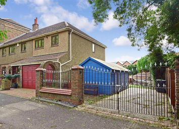 Thumbnail 4 bed semi-detached house for sale in Luxborough Lane, Chigwell, Essex