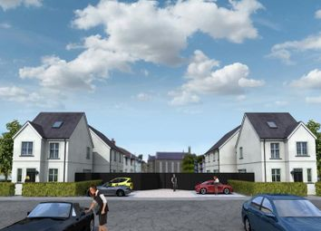 Thumbnail 3 bedroom detached house for sale in The Square, Main Street, Conlig